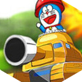 game Doraemon Tank Attack