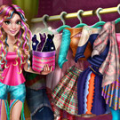 game Dove Hipster Dolly Dress Up
