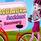 game Draculaura Accident Recovery