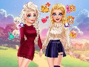 game Ellie And Eliza Autumn Patterns