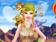 game Ellie Safari Adventure