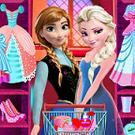 game Elsa And Anna Prom Prep