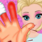game Elsa Hand Emergency