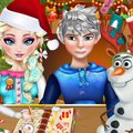 game Elsa Naughty Christmas