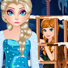 game Elsa Saves Anna