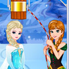 game Elsa's Ice Bucket Challenge