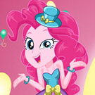 game Equestria Girls Pinkie Pie Party Time