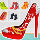 game Fancy Shoes Designer