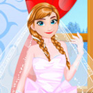 game Frozen Anna Wedding Prep