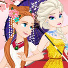 game Frozen Sisters Asia Travel