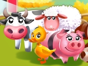 game Fun With Farms Animals Learning