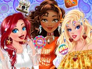 game Hippie Princesses