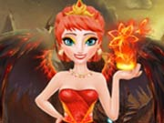 game Ice Fire Queen