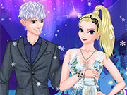 game Ice Princess Magic Date