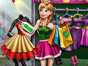 game Ice Princess Realife Shopping