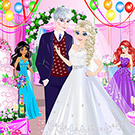 game Ice Princess Wedding Day