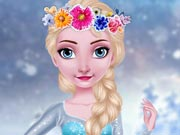 game Ice Queen Frozen Crown