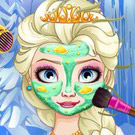 game Ice Queen Magic Makeover