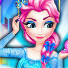game Ice Queen Make Up Salon