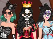 game Kardashians Spooky Make Up