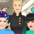 game Kendall Jenner And Friends Hair Salon