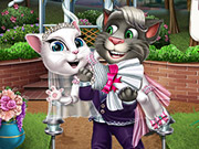 game Kitty Wedding Day