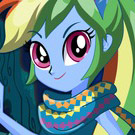 game Legend of Everfree Rainbow Dash
