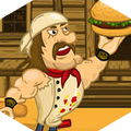 game Mad Burger Wild West 3