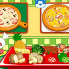 game Make A Pizza