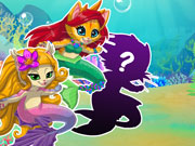 game Mermaid Kitty Maker