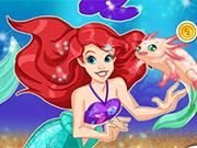 game Mermaid Pet Shop