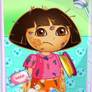 game Messy Dora