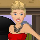 game Miley Cyrus Dress Up