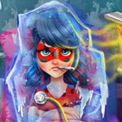 game Miraculous Ladybug Flu Doctor