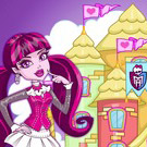 game Monster High Dream Castle