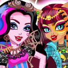 game Monster High Freaky Fusion