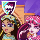 game Monster High Sorority House