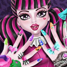 game Monster Nails Spa