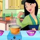 game Mulan Makes Noodle Soup
