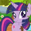game My Little Pony Forest Storm
