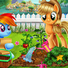 game My Little Pony Veggie Garden