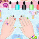 game Nail Art Salon