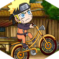 game Naruto Bike Delivery
