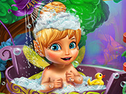 game Pixie Baby Bath