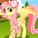 game Pony Makeover Hair Salon 2