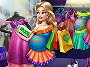 game Pregnant Mommy Realife Shopping