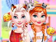 game Princess Animal Dress-up Party