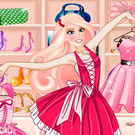 game Princess Barbie Dressing Room