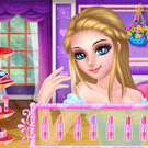 game Princess Beauty Secrets 2