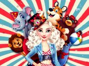 game Princess Circus Getaway